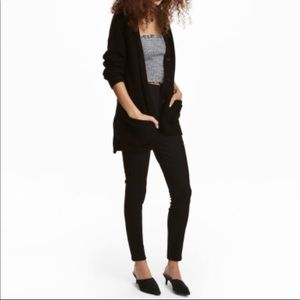 H&M Black High Waisted Pants 👖